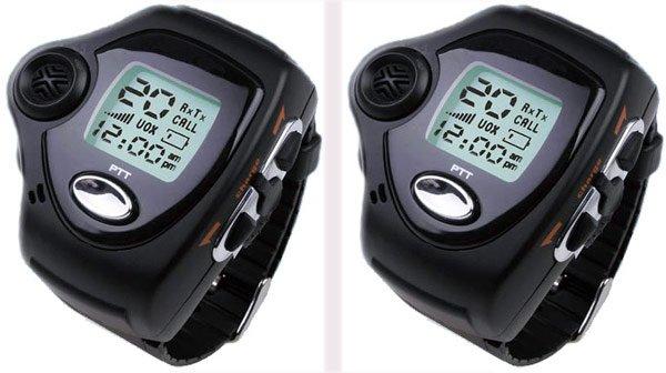 Wrist watch Walkie Talkies