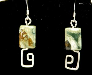 Earrings - Hip to Be Square