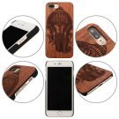 Wood Protective Case for iPhone 8 Plus, iPhone 7 Plus