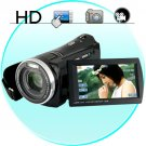 1080P HD Camcorder with Touchscreen and 5x Optical Zoom