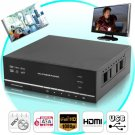 Full HD 1080p Media Centre - Bit Torrent Ready + HDD Enclosure