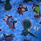 MadieBs Thomas the Train Flannel Crib/Toddler Sheet Set