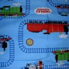 MadieBs Thomas Train Tank  Crib Sheet Custom New