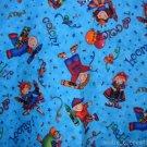 MadieBs School Children Crayolas  Mat Pad Cover w/Name