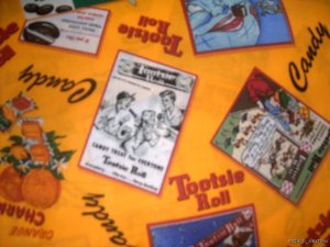 MadieBs Candy Candies  Custom  Pillowcase  w/Name
