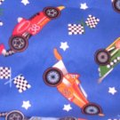 MadieBs Speedway Racer Casr Custom  Pillowcase  w/Name