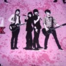 MadieBs Camp Rock Pink  Custom Pillowcase  w/Name