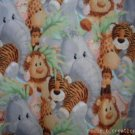 MadieBs Jungle Lion Monkey Custom  Pillowcase  w/Name