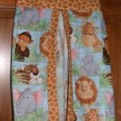 MadieBs Custom  Jungle babies Lion Monkey  Diaper Stacker