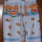 MadieBs Custom  Cute Puppies Blue   Diaper Stacker