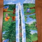 MadieBs Custom  Winnie the Pooh Clouds  Diaper Stacker