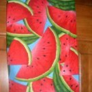 MadieBs Watermelon Sliice  Plastic Bag Holder Dispenser
