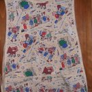 MadieBs Pet Parade Flag Fun  Custom Smock Cobbler Apron