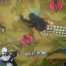 MadieBs Set of 2  G. I. Joe Cobra Crib Sheets New