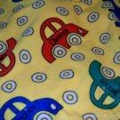 MadieBs Cars Cherrio Fleece Toddler Baby Blanket 30c36