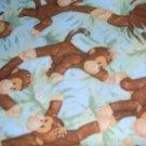MadieBs Cute Monkeys Custom Toddler Bed Sheet Set
