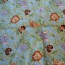 MadieBs Jungle Babies Sm  Custom /Toddler Bed Sheet Set