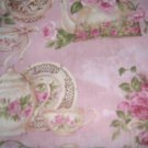MadieBs Flora Teapots Pinks Crib/Toddler Bed Sheet Set