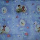 MadieBs Prince Princess Blu  Crib/Toddler Bed Sheet Set