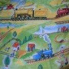 MadieBs Little Engine Could Crib/Toddler Bed Sheet Set