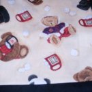 MadieBs  Cocoa Bears Men Toddler Pillowcase w/name