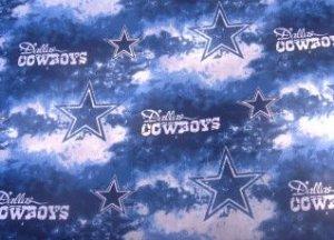 MadieBs Dallas Cowboy Crib Toddler Bed Skirt New