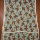 MadieBs Cute Jungle Monkey Custom Smock Cobbler Apron