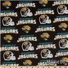 MadieBs Jacksonville Jaguars Custom  Pillowcase  w/Name
