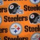 MadieBs Pittsburgh Steelers Custom  Pillowcase  w/Name