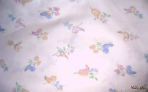 MadieBs Sweet Little Birds Crib/Toddler Bed Sheet Set