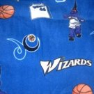 MadieBs Washington Wizard  Fleece Toddler Baby Blanket