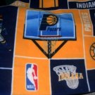 MadieBs Indiana Pacers  Fleece Toddler Baby Blanket