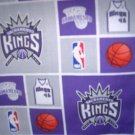 MadieBs Sacramento Kings NBA Custom  Pillowcase  w/Name