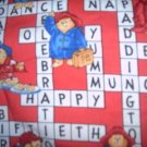 MadieBs Paddington Bear Custom  Pillowcase  w/Name