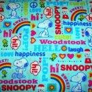 MadieBs Snoopy Woodstock  Crib/Toddler Bed Sheet Set