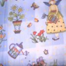 MadieBs Faries Flowers Fairy Cradle Sheet Custom  New