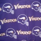 MadieBs Minnisota Vikings Crib/Toddler Bed Sheet Set