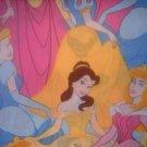 MadieBs Princess Toddler  Travel Size Pillowcase w/Name