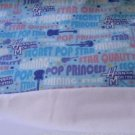 MadieBs Hanna Montana Flannel Custom  Pillowcase w/Name