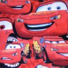 MadieBs Lightening McQueen   Nap Mat Pad Cover w/Name