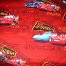 MadieBs Custom Cars McQueen Mater Valance & crib sheet