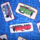MadieBs Thomas Tank Friends  Custom  Pillowcase  w/Name