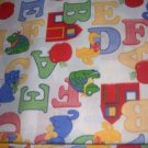 "MadieBs Animal A B C ""s  Custom  Pillowcase  w/Name"