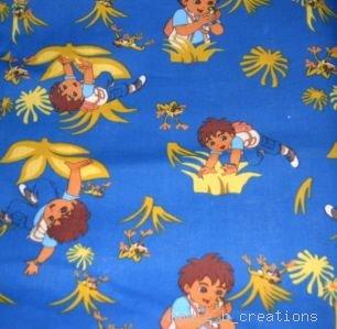 MadieBs Deigo Custom Toddler Bed Sheet Set