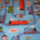 MadieBs Set of 2 Thomas the Trian  Pillowcase  w/Name