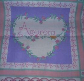 MadieBs Princess Disney Crib/Toddler Bed Sheet Set