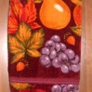 MadieBs Mixed Fruit Pretty Plastic Bag Holder Dispenser