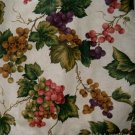 MadieBs Pretty Grapes  Custom  Window Valance New