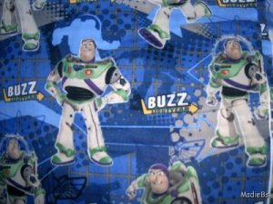 MadieBs Buzz Lightyear New Custom  Pillowcase  w/Name