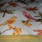 MadieBs Birds and Dragonflies Adult Special Needs Bib